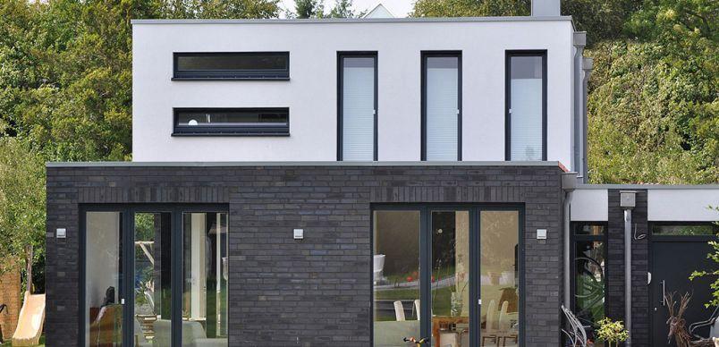 Klinkern und d mmen in einem duo klinker d mmsysteme for Klinkerhaus modern