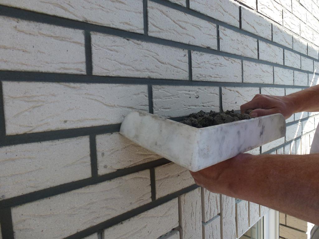 Klinkerfassade Streichen wohnzimmerz klinker streichen with klinker ziegel feldsteine