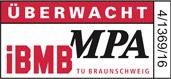 Qualitätssiegel – iBMB MPA